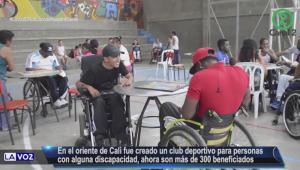 Espacio Deportivo para Personas con Discapacidad