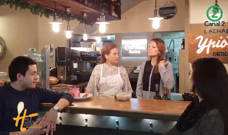 Hilda hornea cocina michelada mexicana y canelazo for Canal cocina mexicana