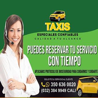 Taxis especiales confiables